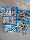Playmobil Family Fun Winter - Set's for Selection - Nip