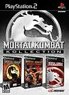 Mortal Kombat Kollection [Deception, Armageddon, Shaolin Monks] - PlayStation 2