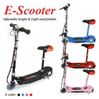 120W Electric Scooter Kids Battery Ride On E-Scooter Bike Stand Free Knee Pad