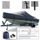 Trophy Bayliner 2052 walkaround cuddy trailerable Fishing Boat Storage Cover