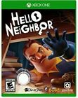 Hello Neighbor (Xbox One, 2017) TESTED no manual