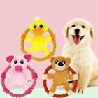 Dog Toys For Large Dogs Puppy Chew Squeaker Training Durable Quack Sound Throw u