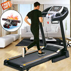 ANCHEER 2.25HP Folding Electric Motorized Treadmill Running Machine W/ Bluetooth