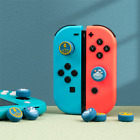 Colorful Rubber Silicone Thumb Stick Grip Cover Caps For Nintendo Switch/Lite 4x
