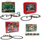 22pcs Christmas Retro Rail Train Set Around Christmas Tree W/ Music & Light Gift