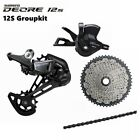 Shimano Deore M6100 Group 12S Groupset MTB 1x12 speed kit MTB Fit HG cassette