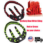 Bow Wrist Sling Gear Archery Bow Strap Outdoor Target Hunting Shooting Tool