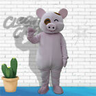 Lovely Pig Mascot Costume Cosplay Part Dress Outfit Advertising Halloween Adults