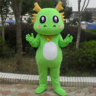 Dragon Mascot Costume Suit Cosplay Party Game Dress Outfit Advertising Halloween