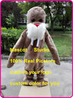Advertising Walrus Mascot Costume Suit Cosplay Party Game Dress Outfit Christmas