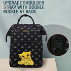Disney Lion King Diaper Backpack For Mummy Maternity Nappy Stroller Bag FREESHIP For Sale