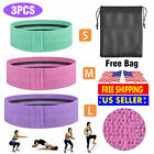 Resistance Bands Set Fitness Crossfit Gym Exercise Yoga Workout Leg Pull Up Loop