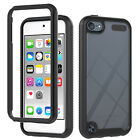 'For Apple Ipod Touch 7th 6th 5th Gen Hybrid Clear Protect Ipod Touch Case Cover