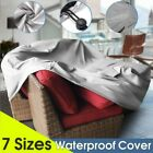 Waterproof Cover Outdoor Patio Garden Furniture Covers Rain Snowdust Proof Cover
