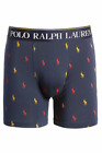 New Polo Ralph Lauren Men's Stretch Jersey Boxer Briefs Choose Size and Color