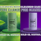 EELHOE Green Tea Oil Control Eggplant Acne Clearing Solid Mask Cleansing Mask