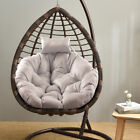 Thick+Swing+Hanging+Basket+Egg+Chair+Pad+Soft+Cushion+Seat+Outdoor+Patio+Garden
