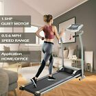 Mauccau Folding Treadmill for Home, Electric Treadmills w/LCD Display Exercise