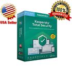 Kaspersky Total Security 2021 Activation License [1, 2 Years] [1, 2, 3 Devices ]