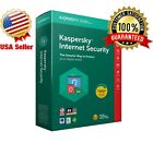Kaspersky Internet Security 2021 Activation License [1, 2 Years] 1, 2, 3 Devices