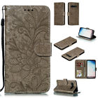 For Samsung S21 Ultra S21+ S21 Note 20 S20 FE 5G Case Flip Leather Wallet Cover