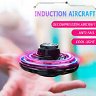 Mini Drone Smart UFO Aircraft Kids Flying Toys 360° RC Hand Control Gifts NEW