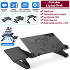 360 Adjustable Laptop Notebook Desk Tray Portable Stand Lazy Lap Sofa