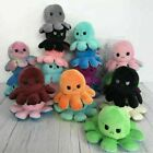 Внешний вид - Reversible Flip Octopus Plush Stuffed Toy Soft Animal Home Accessories Baby Gift