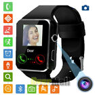 Bluetooth Smart Watch w/Cam For iphone IOS Android Samsung LG Sport Waterproof