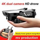 360ºFoldable RC Drone 6-Axis Gyroscope 1080P WiFi FPV 4K Camera Remote Control