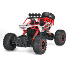 Large 2.4Ghz 4WD High Speed RC Off-Road Monster Truck Remote Control Car Red