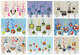 HANGING SWIRLS Party Decorations - Licensed Character Childrens Kids Birthday