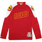 Mitchell & Ness Team Inspired Long Sleeve Houston Rockets Top