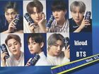 BTS × Kloud bromide Official original and member cutting pictures