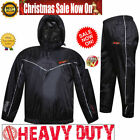 Best Sauna Sweat Suit for WEIGHT LOSS Men Women MMA FIGHT BOXING Gym TRACK SUIT