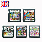 208/482/468/500/520 In 1 Games Card Cartridge  For Nintendo Ds Ndsl 3ds Uk