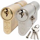 Yale Anti-Bump Euro Cylinder Lock uPVC Timber Aluminium Door Barrel