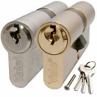 YALE EURO CYLINDER Barrel Lock uPVC and Aluminium Doors