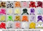 Wedding Car Pull Bows - 24 Different Colours 30mm 50mm