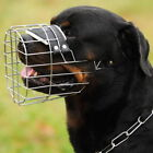 Dog Muzzle Wire For Dog Size #16 - Rottweiler Female