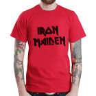 Iron Maiden metal rock band music tee party gift t-shirt