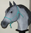 Basic Horse Rope Halter-no extra nose knots-your choice