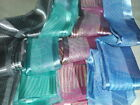 BNWT-Light Weight Patterned Satin and Chiffon Scarves.