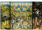 The Garden of Earthly Delights Bosch Canvas Art Print