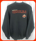 BALTIMORE ORIOLES MLB EMBROIDERED SWEATSHIRT SIZES L XL