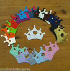 Girly Die Cuts - Princess Crown - Kids - Topper - Party - Birthday - Invitations