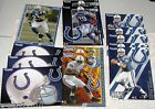 NFL indianapolis Colts AFC South FATHEAD Tradeables ~ collectible wall decal $7.4 USD on eBay