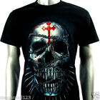 Rock Eagle T-Shirt Biker Punk Tattoo RE20 Sz M L XL XXL Heavy Metal Skull Rider