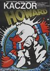 HOWARD THE DUCK Movie Poster Czech Polish Cult Art Rare
