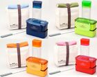 Lock & Lock NEW Bento Lunch Box Set w/Bottle Chopstics Insulated Bag HPL7421